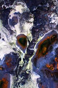 12 снимков горячих источников Исландии крупным планом
