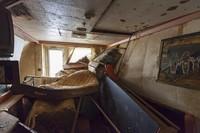 Как сейчас выглядит внутри лайнер Costa Concordia, потерпевший крушение в 2012 году
