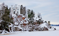 Остров Людвигштайн. Фото: Milena Lutsenko