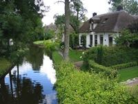 Голландская деревня, из которой не захочет уезжать ни один нормальный человек