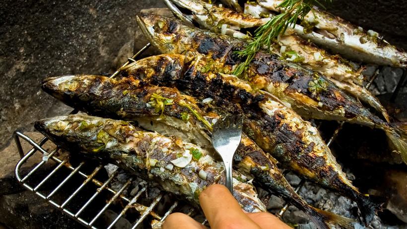 что приготовить на рыбалке рецепты