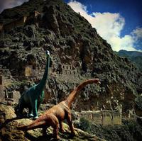 Нескучное путешествие парагвайца с динозаврами