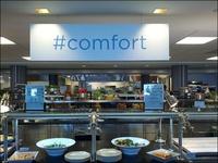 Как выглядит обед в офисах 6 самых крупных и знаменитых компаний мира