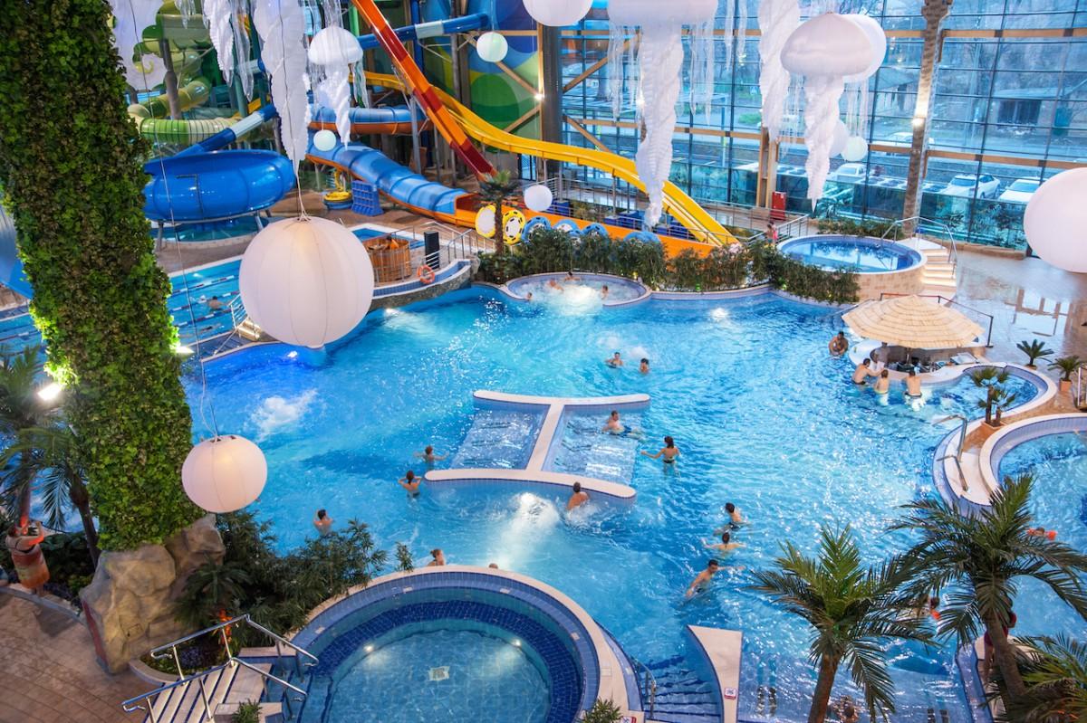 фото аквапарк h2o