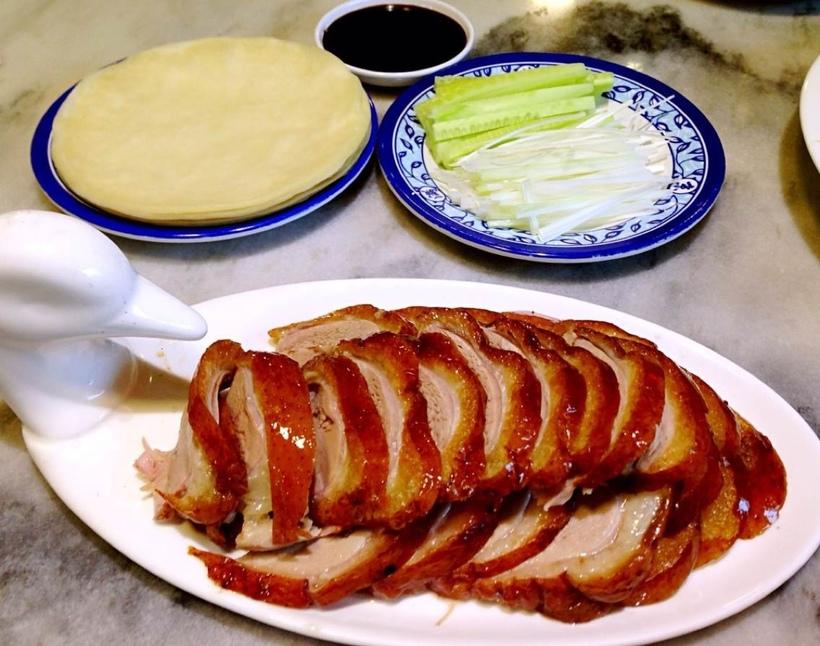китайская кухня бульон из готовой пекинской утки рецепт