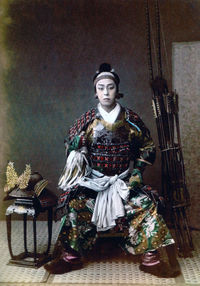15 редких и незабываемых фото последних самураев 1800-х годов