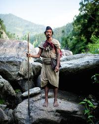 11 драматических сцен из жизни исчезающего племени