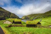 10 скандинавских домов, которые выглядят так, будто сошли со страниц сказки