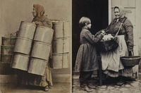 26 фото о том, как выглядели россияне разных профессий в 19 веке