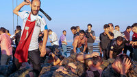10 будоражащих снимков военного переворота в Турции