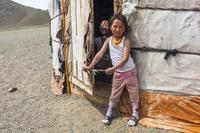 Монгольская эстафета