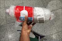 Лайфхак. Как перевозить алкоголь в самолете, если вы летите только с ручной кладью