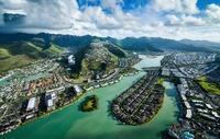 11 снимков великолепных Гавайских островов с высоты птичьего полета