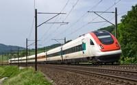 Поезд компании Трениталия