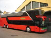 Автобус компании SAIS Auto Linee