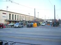 Железнодорожный вокзал в Падуе