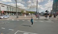 Железнодорожный вокзал и автостанция в Падуе