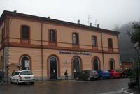 железнодорожный вокзал Varenna Esino