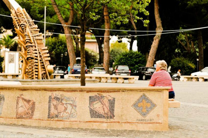 Недвижимость Италии купить у моря Виллы Лигурии, Тосканы