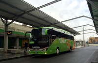Автобус компании Flixbus