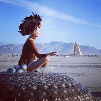 30 сюрреалистических снимков Burning Man 2015