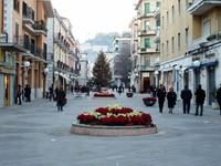 Центральная улица города Cosenza
