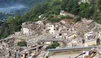 15 душераздирающих фото итальянских городов до и после землетрясения