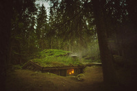10 маленьких одиноких домиков, в которых можно спрятаться от этого безумного мира