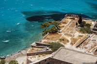 Спиналонга — остров прокаженных