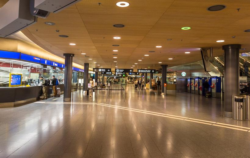 Из аэропорта в Цюрих - как добраться, что дешевле или быстрее