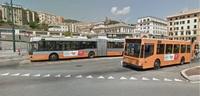 Автостанция в Генуе