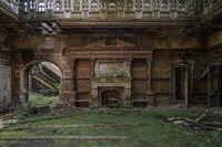 Покинутая Великобритания: 10 атмосферных фотографий заброшенных мест великолепной Англии