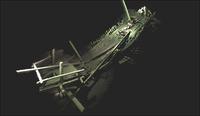 На дне Черного моря обнаружили 40 османских и византийских старинных кораблей