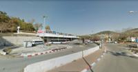 Автостанция в Цфате