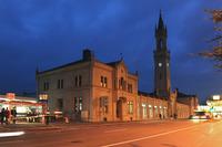 Вокзал в Констанце
