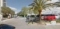 Автостанция в Ницце