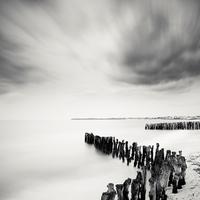18 черно-белых минималистичных пейзажей, которые отражают саму суть нашего мира