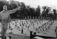 19 интересных ретро-снимков о том, каким был спорт в СССР и был ли он вообще