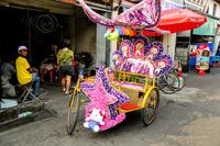 Малайзия. Малакка — цветной город