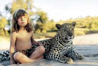 Фантастическая история: малышка родилась и выросла среди диких животных, как Маугли
