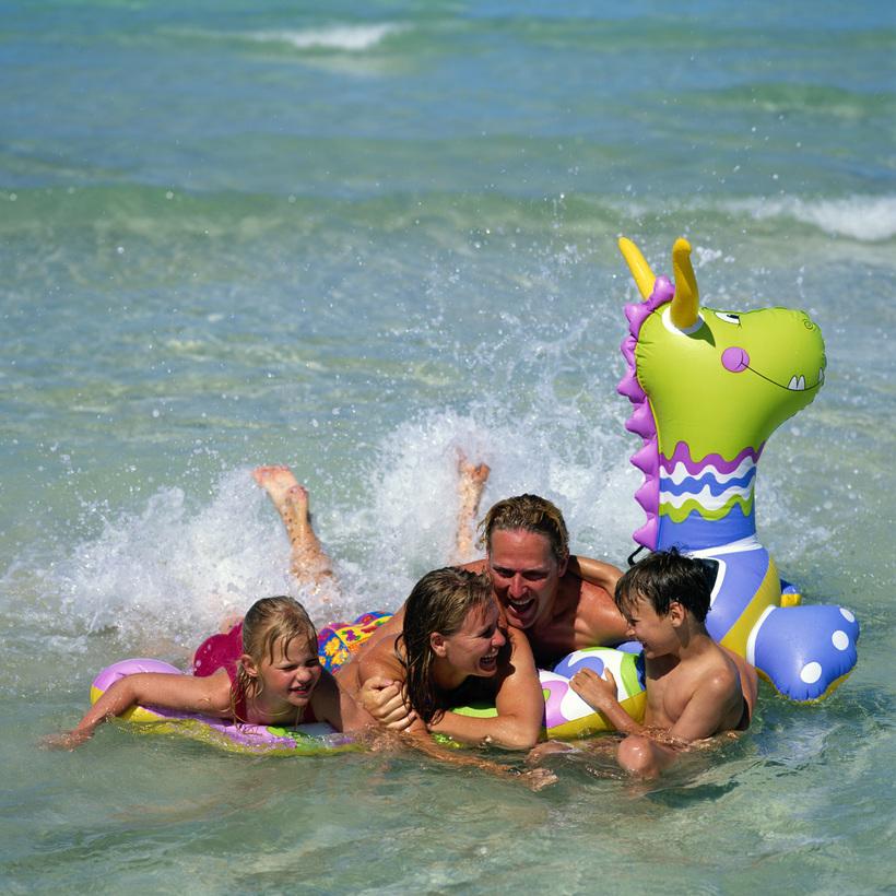Лучшие курорты азовского моря для семейного отдыха