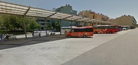 Автостанция в Жироне
