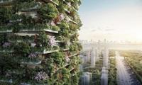 В Азии построят первый вертикальный лес. От его вида можно потерять дар речи!
