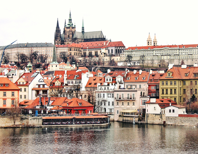 Pro et contra: 3 прекрасности и 3 ужасности Праги