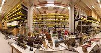 Масштабы, потрясающие воображение: тайные коллекции музея естественной истории
