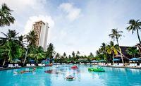 Отель Pacific Islands Club на Гуаме — это настоящий рай прямо на берегу океана!