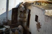Марокко,Фес, кожевенные мастерские