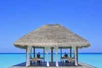 Предложение для молодоженов в Kuramathi Island Resort