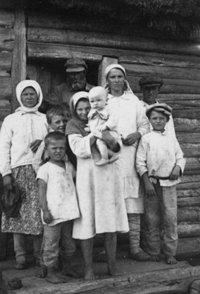 19 снимков советской деревни, сделанных немецким фотографом в 1941-1943 годах