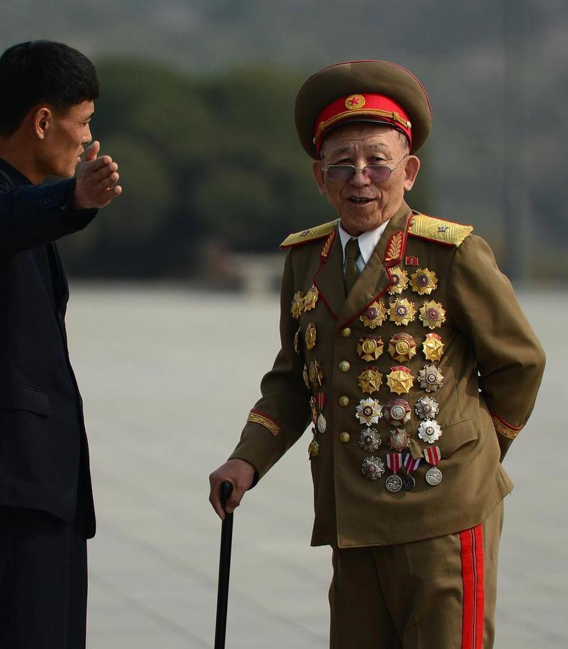 25 интересных фото о том, что значит быть жителем столицы Северной Кореи